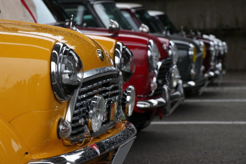 Calling All Auto Enthusiasts! Can You Name All Of These Car Brands?